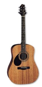 Samick Greg Bennett Design D1 LH best acoustic guitar