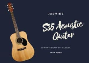 Jasmine S35 Acoustic Guitar: Best Acoustic Guitar under 500 11