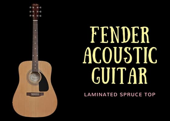 Fender Acoustic Guitar Review