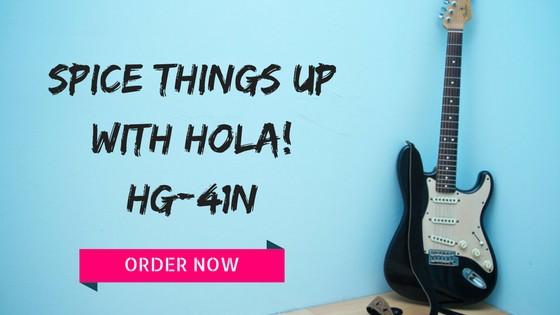 Hola HG-41N Acoustic Guitar
