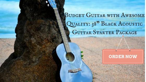 best 38 inch guitar