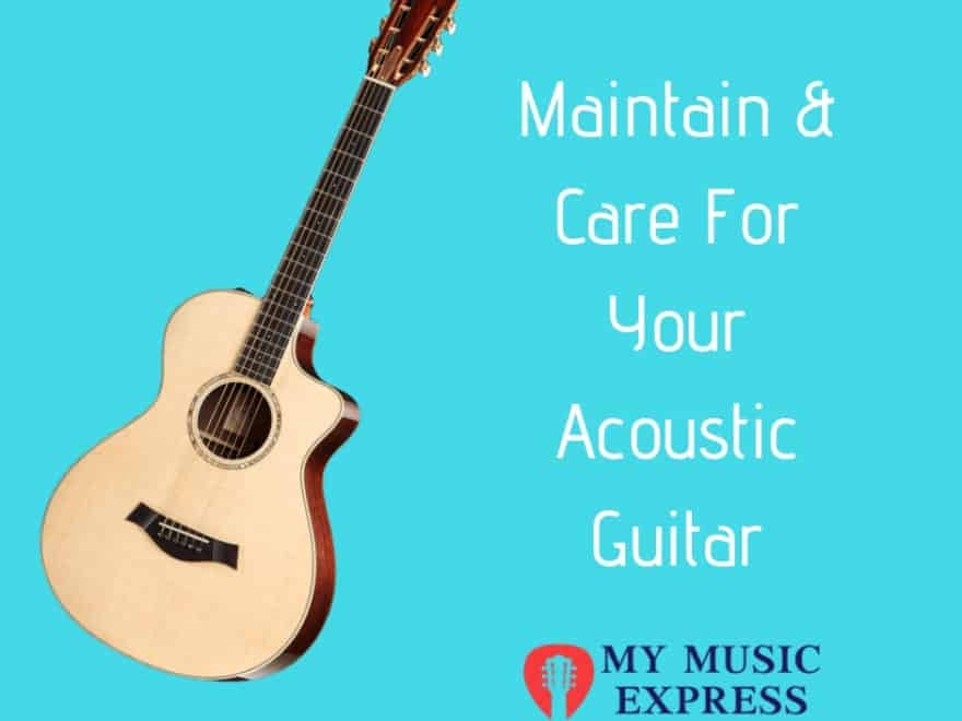 How to Maintain & Care For Your Acoustic Guitar 3