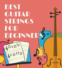 Best Guitar Strings for beginners