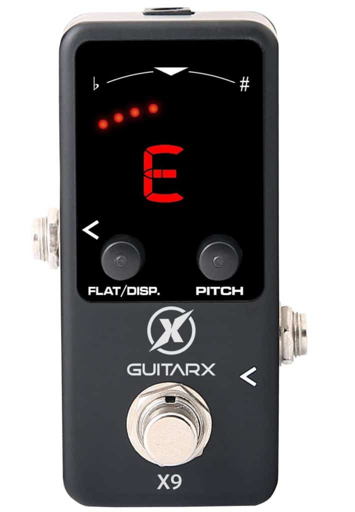 Top 5 best tuner pedal available online 5