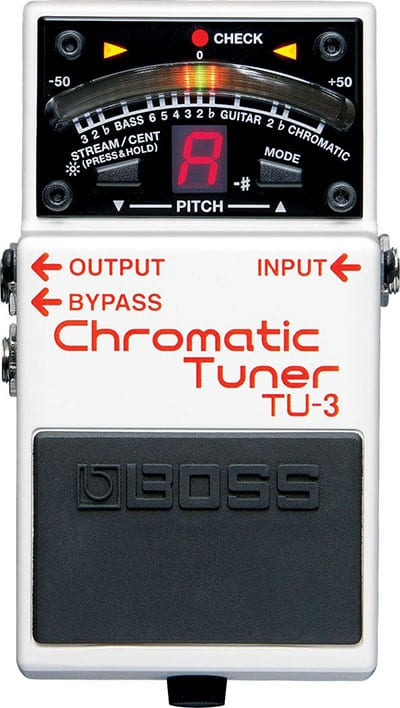Top 5 best tuner pedal available online 3