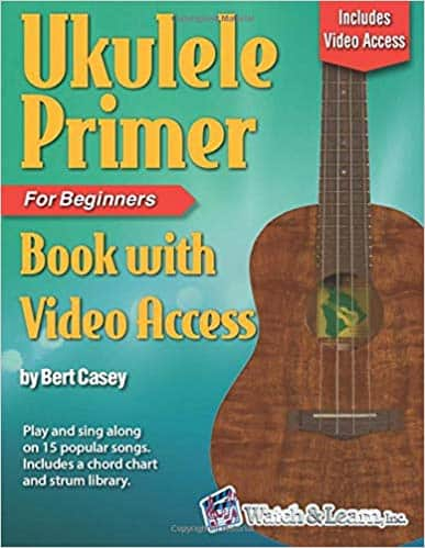 Best Ukulele Songbook for Beginners - with Online Video Access
