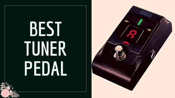 Top 5 best tuner pedal available online