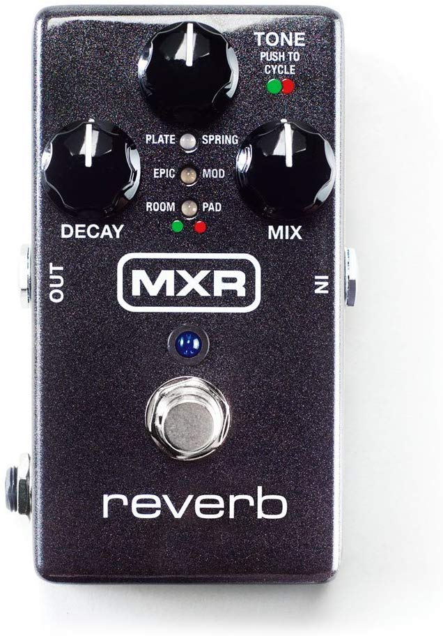Other's MXR M300 Reverb Guitar Effects Pedal