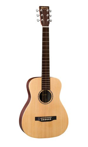 Martin LX1E Acoustic Guitar -best parlor guitar