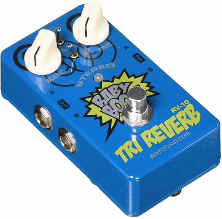MIMIDI's Reverb Guitar Pedal