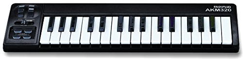 Midiplus' 32 key midi controller 32 key (AKM320)