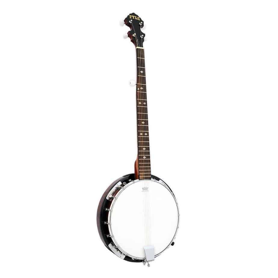 5-String Geared Tunable Banjo - Pyle PBJ60