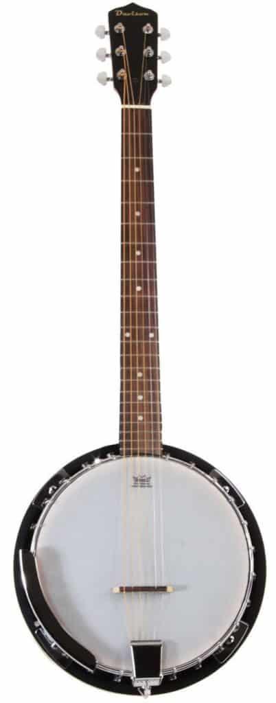 Jameson 6 String Banjo Guitar