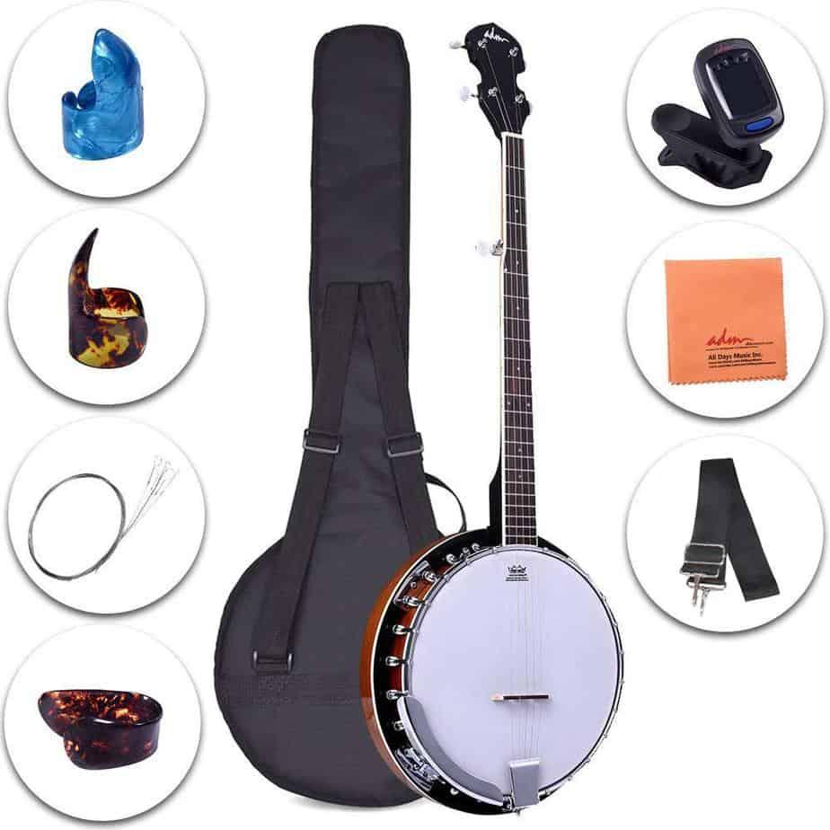 ADM 5-String Banjo