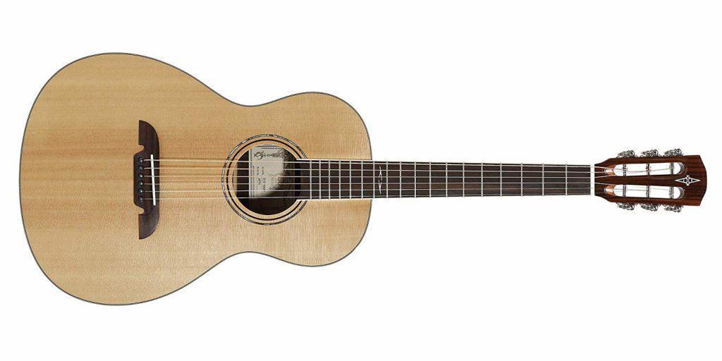 Alvarez's Artist AP70W Parlor 6 String Acoustic Guitar