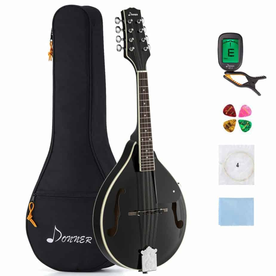 Donner's DML-100B A Style Mandolin
