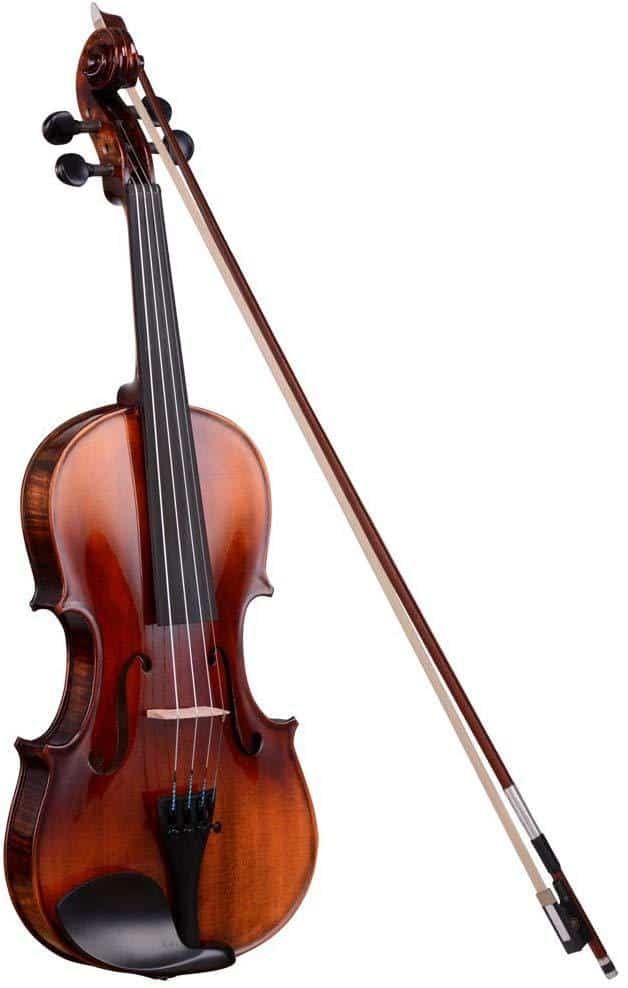 Vif Full Size 4/4 Handmade German Style Violin Fiddle
