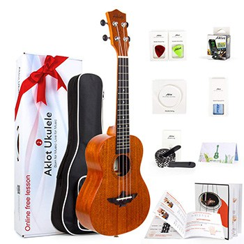 The Best Concert Ukulele 7