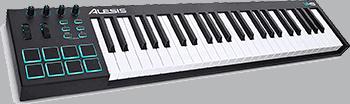 Alesis V49 | 49 Key USB MIDI Keyboard Controller