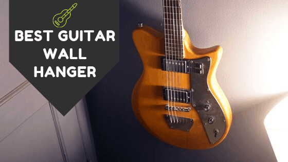 best guitar wall hanger