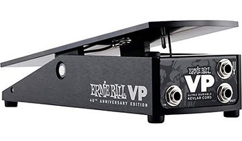 Blucoil's Ernie Ball VP 40th Anniversary Limited Edition Black Volume Pedal