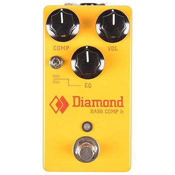 Diamond BCPJr Bass Comp Jr Optical Compressor