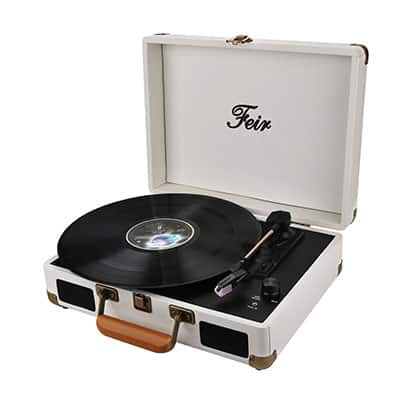 6 best portable turntable available online 7