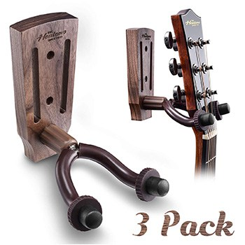 Healemo's Guitar Wall Mount Black