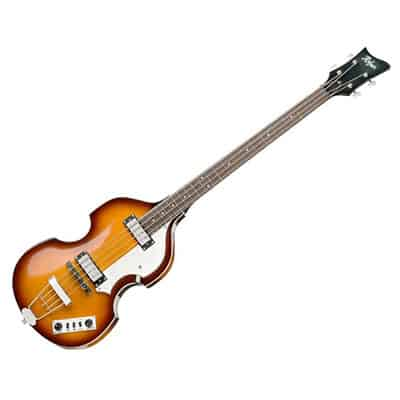 Hofner IGNITIONSB Electric Violin Bass Guitar