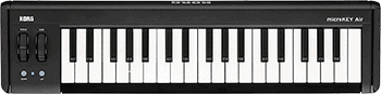 Korg MicroKEY Air 37-Key Wireless MIDI Controller