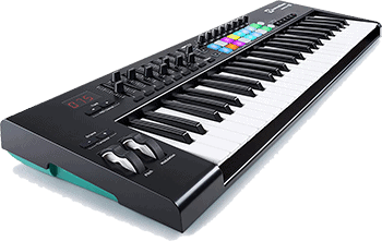 Novation Launchkey 49 USB Keyboard Controller for Ableton