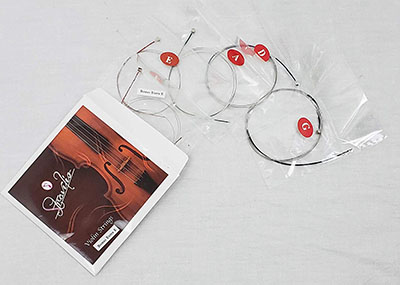 5 Best Violin Strings Available Online 3