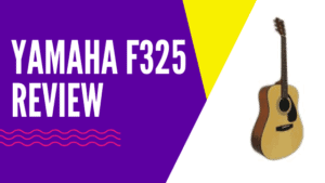 Yamaha f325 Review