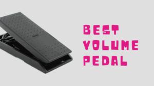best volume pedal