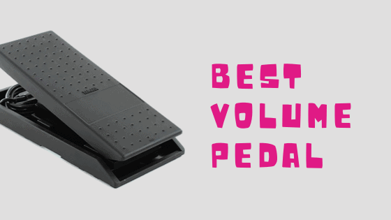5 best volume pedal available online 86