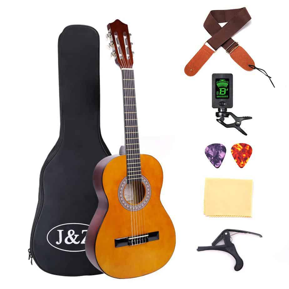 Classical Acoustic Guitar from J&Z