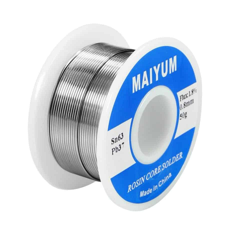 MAYYUM 63-37 Tin-lead Rosin core solder