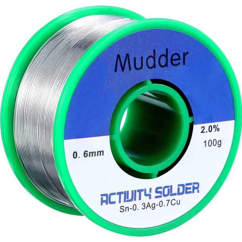 Mudder Lead-free Solder Wire
