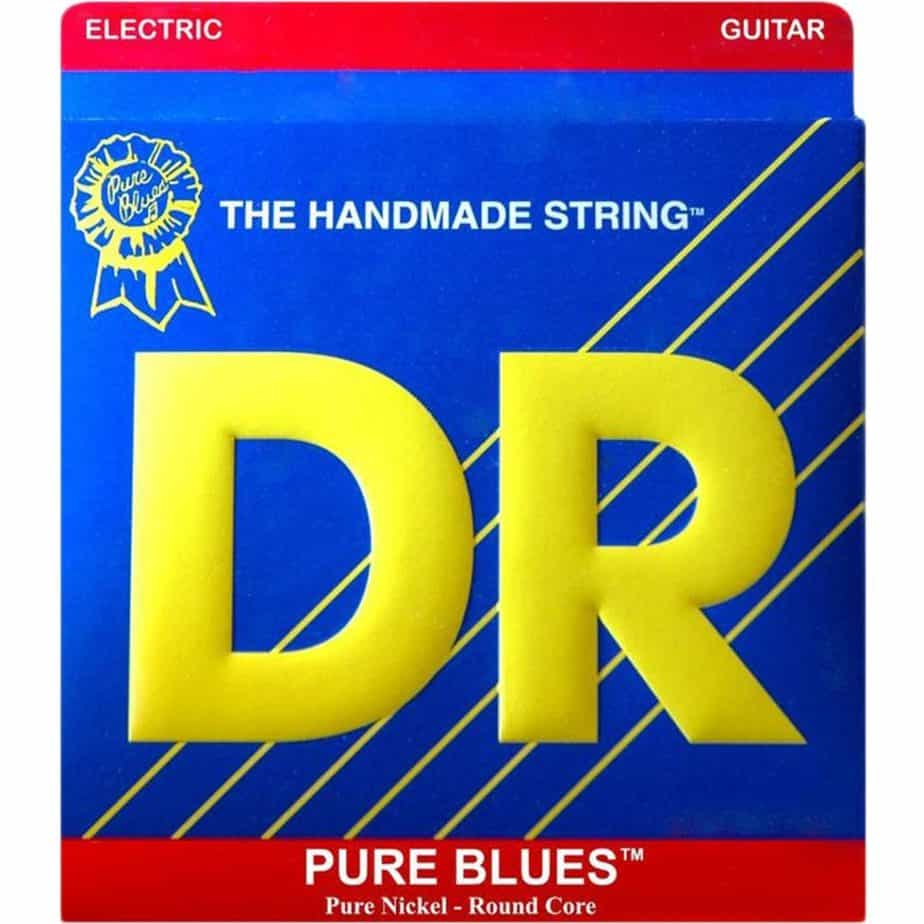DR Strings Pure Blues Pure Nickel