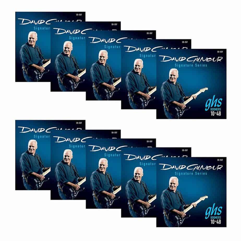 GHS Strings David Gilmour Signature series