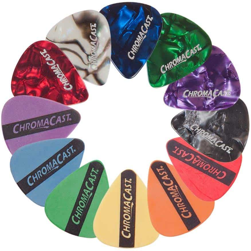 Chroma Cast/Best Guitar Picks