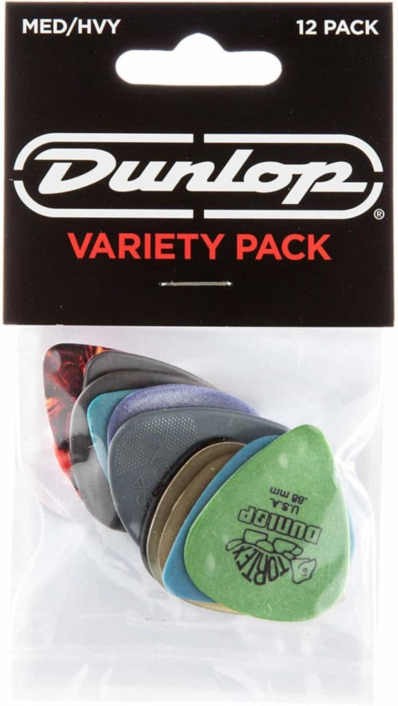 Dunlop PVP 102 Pick Variety Pack