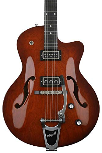 Godin 5th Avenue Uptown T-Armond-Havana Burst