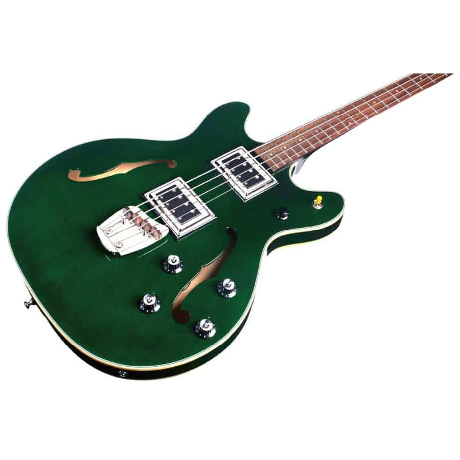 Guild Starfire II Bass- Emerald Green