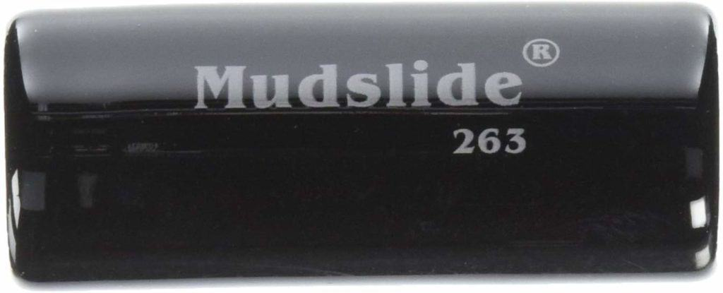 Dunlop 263 Mudslide Porcelain Guitar Slide, Medium