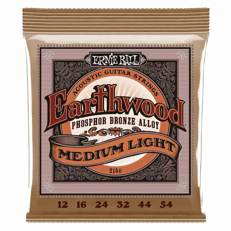 Ernie Ball Phosphor Bronze String Set