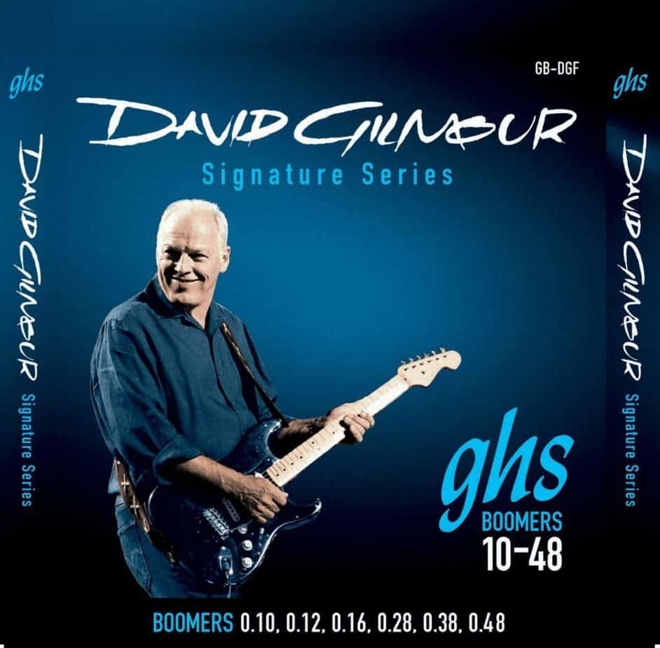 GHS Strings GB-DGF David Gilmour Signature Series