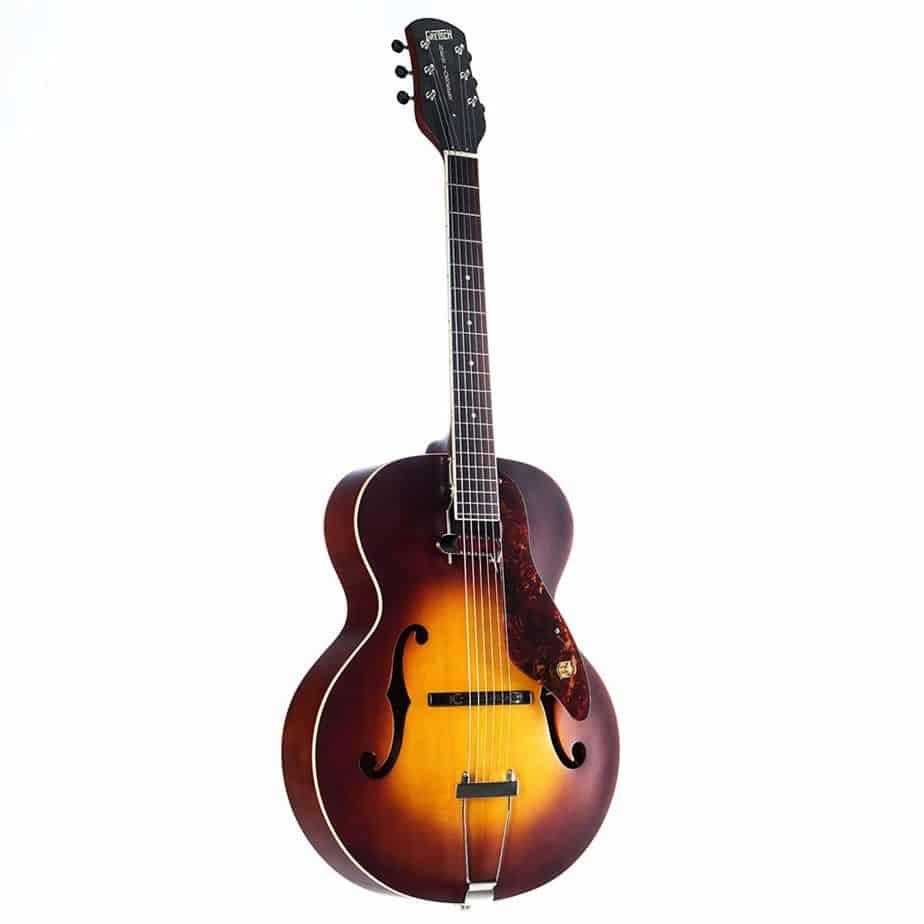 Gretsch-Guitars-9555-New-Yorker-Archtop-Acoustic-Electric-Guitar-Sunburst