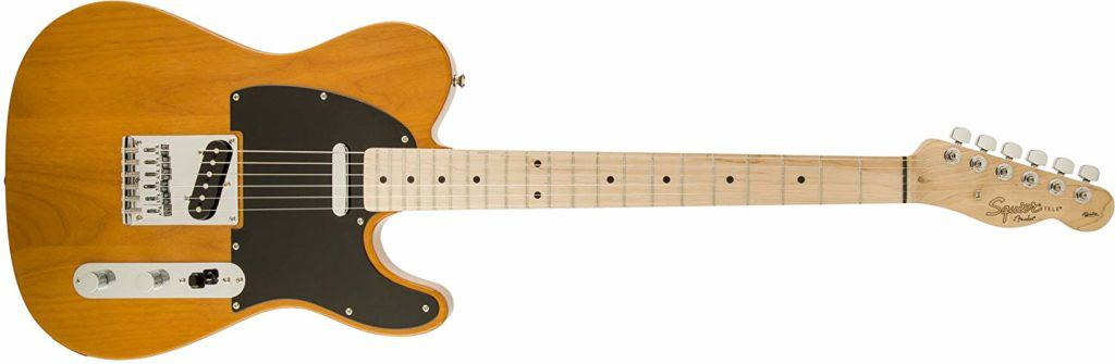 Squier by Fender 6 String Solid-Body Electric