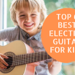 Top 6 best electric guitar for kids